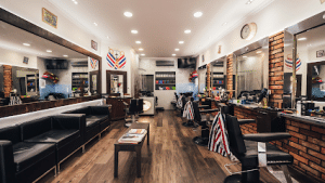 Golden Scissors - Barber Shop